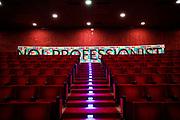 Professionisti da tutta Italia al Teatro Brancaccio di Roma, per ribadire che l'Equo compenso è un diritto'. Roma 30 novembre 2017. Christian Mantuano / OneShot