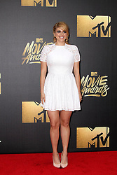 Molly Tarlov, at the 2016 MTV Movie Awards, Warner Bros. Studios, Burbank, CA 04-09-16. EXPA Pictures © 2016, PhotoCredit: EXPA/ Photoshot/ Martin Sloan<br /> <br /> *****ATTENTION - for AUT, SLO, CRO, SRB, BIH, MAZ, SUI only*****