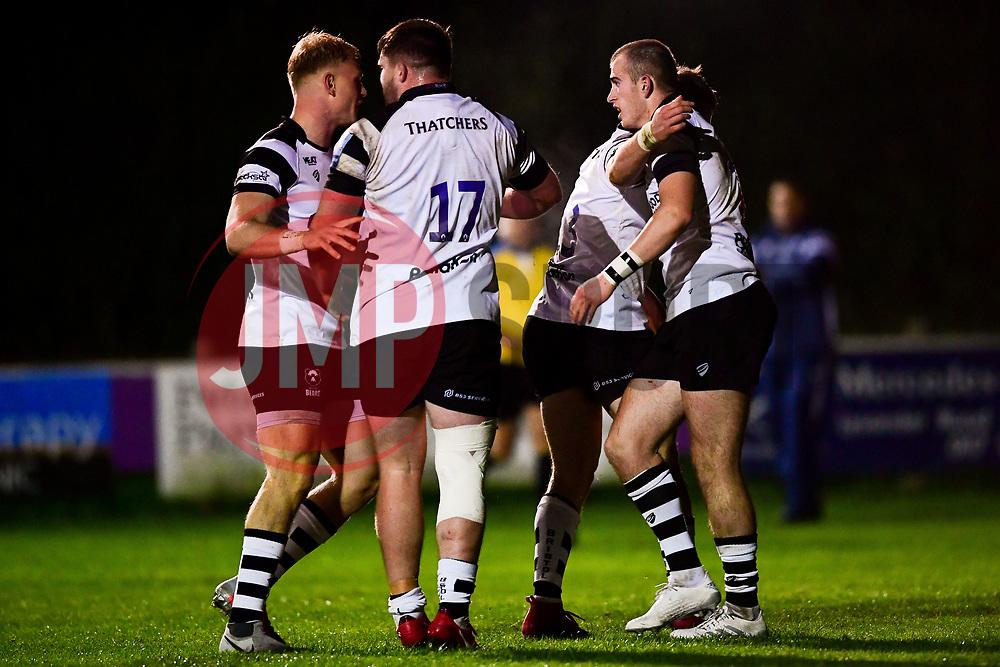 - Mandatory by-line: Ryan Hiscott/JMP - 24/09/2018 - RUGBY - Clifton RFC - Bristol, England - Bristol Bears United v Saracens Storm - Premiership Rugby Shield