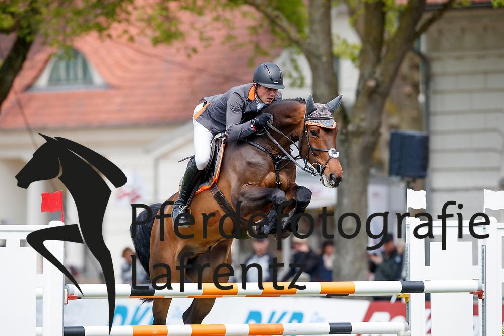 Rüping, Philip (GER), Chaginue<br /> Redefin - Pferdefestival 2017<br /> © Stefan Lafrentz