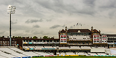 30 Aug 2017 - Surrey v Middlesex.  Day three of the Specsavers County Championship match at the Oval