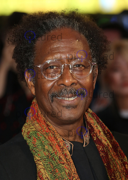 Clarke Peters, Three Billboards Outside Ebbing, Missouri - BFI LFF Closing Gala, Leicester Square, London UK, 15 October 2017, Photo by Richard Goldschmidt