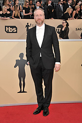 Matt Walsh arrives at the 24th annual Screen Actors Guild Awards at The Shrine Exposition Center on January 21, 2018 in Los Angeles, California. <br />