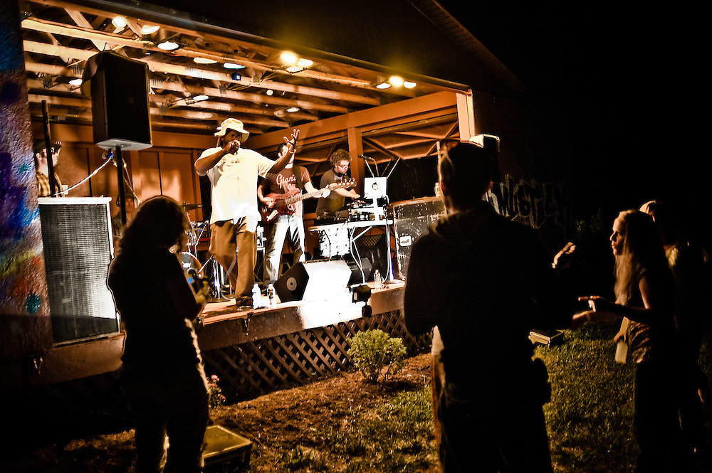 Fort Knox Five on the main stage Saturday night!
