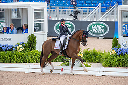 Fraser Brittany, CAN, All In<br /> World Equestrian Games - Tryon 2018<br /> © Hippo Foto - Dirk Caremans<br /> 13/09/18