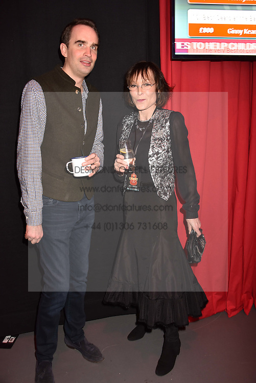 Fritz von Westenholz and Lady Victoria Getty at the Save The Children's Night of Country at The Roundhouse, London England. 2 March 2017.