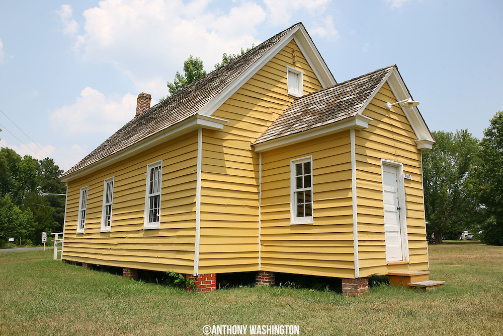 The Stanley Institute served as a one room school house for members of the African American community in Dorchester County, MD from the late 1800's until 1962. The school was named after Reverend Ezekiel Stanley. Today the school serves as a museum and it's listed on the National Historic Register.