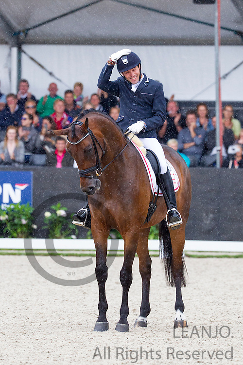 Severo Jurado Lopez - Fiontini<br /> Longines FEI/WBFSH World Breeding Dressage Championships for Young Horses 2016<br /> &copy; DigiShots