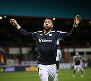 12-02-2016 Dundee v St Johnstone