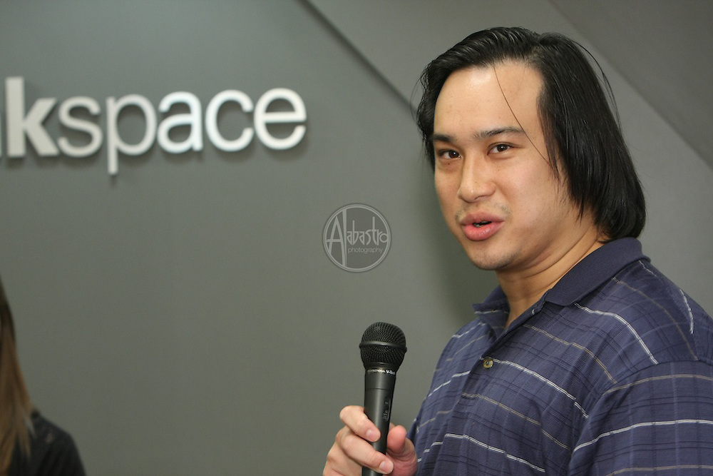 "Thinkspace hosts ""Raw and Unfiltered: What It Takes to be an Entreprenuer"" with ""The Apprentice"" star, James Sun."