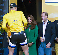 KATE, Princes William & Harry - Le Tour
