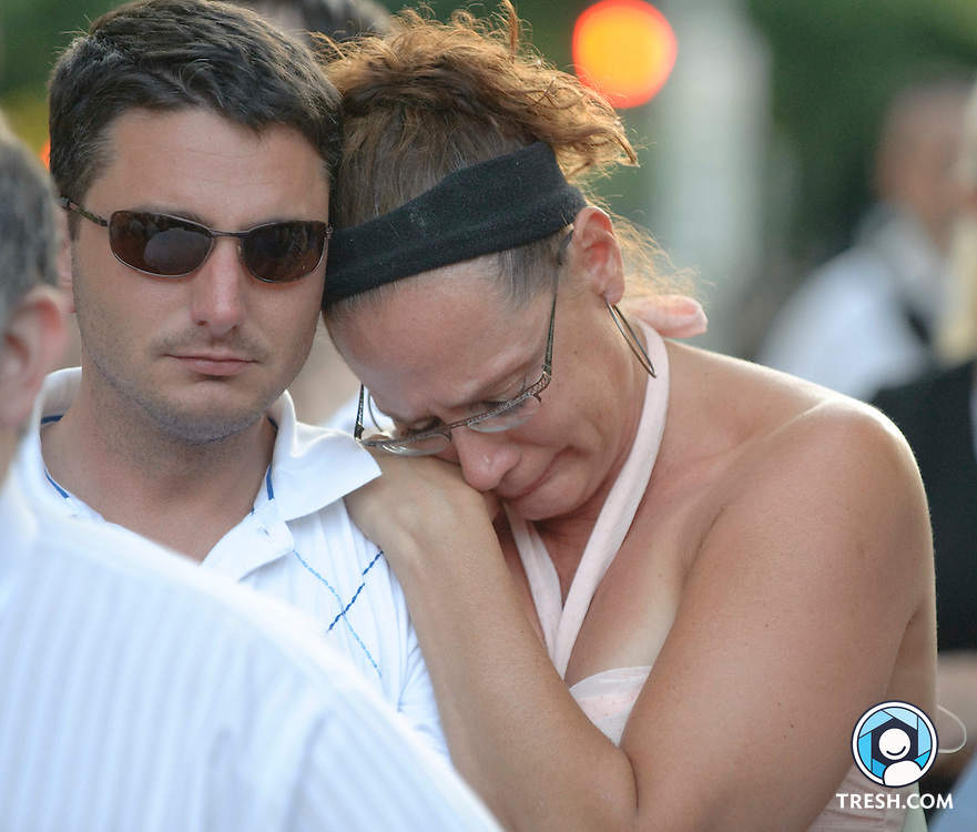 Images from the vigil for Desi Deschaine.<br />  <br /> July 14, 2009<br /> Logan Square<br /> Washington, DC