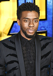The European Premiere of Black Panther held at Eventim Apollo, Hammersmith, London on Thursday 8 February 2018