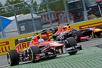 MOTORSPORT - F1 2013 - GRAND PRIX OF CANADA - MONTREAL (CAN) - 07 TO 09/06/2013 - PHOTO ERIC VARGIOLU / DPPI BIANCHI JULES (FRA) - MARUSSIA MR02 - ACTION