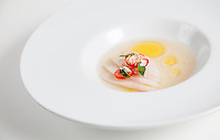 The Cobia Caprese Ceviche at Publico in St. Louis, MO. Photgraphy by St. Louis Photographer Jonathan Gayman.