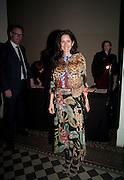 ALISON GREEN, Almeida Theatre Gala, One Mayfair, 13a North Audley Street London 23 February 2012.