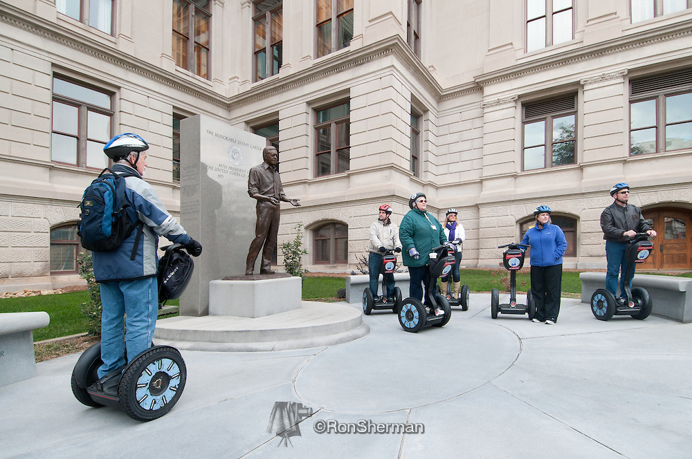 City Segway Tours of Atlanta provides the ultimate sightseeing experience around. Since 2003 we have delivered five-star experiences to thousands of guests. Our Segway tours are the ideal way to visit downtown Atlanta and beyond.