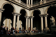 MILANO, pinacoteca di brera