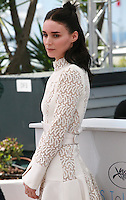 Actress Rooney Mara<br />  at the photocall for the film Carol at the 68th Cannes Film Festival, Sunday May 17th 2015, Cannes, France.