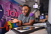 Tampa Bay Business Journal's 2018 Business of Pride Awards.<br /> Miguel Fuller is a Radio morning host at Cox Media's HOT-101.5 and a voice of the LGBTQ community.