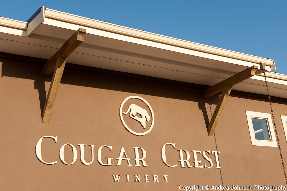 Cougar Crest Winery, Walla Walla, Eastern Washington