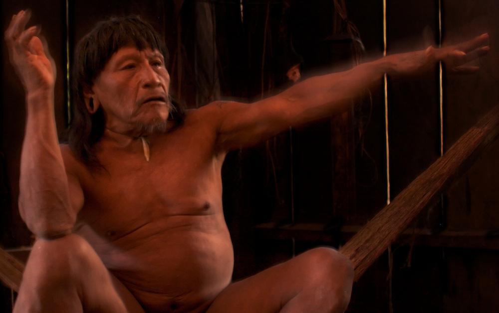 huaorani shaman
