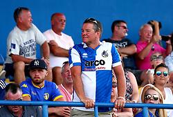 Bristol Rovers fans in Portugal to watch Hull City v Bristol Rovers in a preseason friendly - Mandatory by-line: Robbie Stephenson/JMP - 18/07/2017 - FOOTBALL - Estadio da Nora - Albufeira,  - Hull City v Bristol Rovers - Pre-season friendly