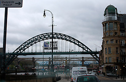 UK ENGLAND NEWCASTLE 24APR15 - View of Newcastle, birthplace of famous musician Sting.<br /> <br /> jre/Photo by Jiri Rezac<br /> <br /> &copy; Jiri Rezac 2015