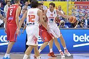 DESCRIZIONE : Berlino Berlin Eurobasket 2015 Group B Spain Serbia <br /> GIOCATORE :  Pau Gasol<br /> CATEGORIA :  Controcampo Penetrazione <br /> SQUADRA : Spain<br /> EVENTO : Eurobasket 2015 Group B <br /> GARA : Spain Serbia <br /> DATA : 05/09/2015 <br /> SPORT : Pallacanestro <br /> AUTORE : Agenzia Ciamillo-Castoria/I.Mancini<br /> Galleria : Eurobasket 2015 <br /> Fotonotizia : Berlino Berlin Eurobasket 2015 Group B Spain Serbia