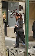 28 March 2010-New York, NY- Carla Bruni-Sarkozy exits store at Nicholas Sarkozy Visit to the United States of America held at The Carlyle Hotel in New York City  on March 28, 2010. ..The President of France and his wife, Carla Bruni-Sarkozy are visiting New York City for a short visit before their Tuesday visit at The White House visit with President Obama. Photo Credit: Terrence Jennings/Sipa