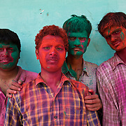 Are you playing Holi ?