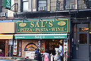 Sal's Pizza, Little Italy