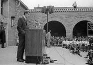 Edmund Muskie, V.P. Candidate Speech At University Of Colorado 1968