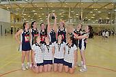20130826 Netball Regional Division 3 Final - HVHS v Queen Margaret