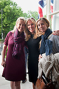 SARAH CAIRNS; GEORGIE MANNERS, Imogen Edwards-Jones - book launch party for ' Hospital Confidential' Mandarin Oriental Hyde Park, 66 Knightsbridge, London, 11 May 2011. <br />  <br /> -DO NOT ARCHIVE-© Copyright Photograph by Dafydd Jones. 248 Clapham Rd. London SW9 0PZ. Tel 0207 820 0771. www.dafjones.com.