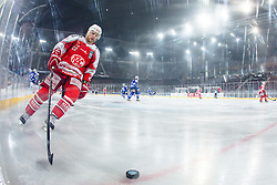 03.01.2015, Klagenfurter Wörthersee Stadion, Klagenfurt, AUT, EBEL, EC KAC vs EC VSV, 35. Runde, in picture Thomas Pöck (EC KAC, #22) during the Erste Bank Icehockey League 35. Round between EC KAC and EC VSV at the Klagenfurter Wörthersee Stadion, Klagenfurt, Austria on 2015/01/03. Photo by Matic Klansek Velej / Sportida