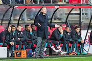 ALKMAAR - 06-11-2016, AZ - Ajax, AFAS Stadion, 2-2, AZ trainer John van den Brom