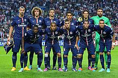20140917 NED: Champions League AFC Ajax - Paris Saint Germain, Amsterdam