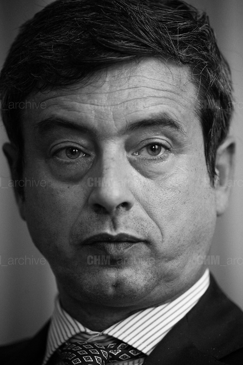 Andrea Orlando illustrates the results, of the currently goals and the new project of Ministry of Justice. Rome 3 October 2017. Christian Mantuano / OneShot