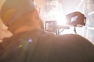 Backstage shooting film for TINE Stølsmjølk.