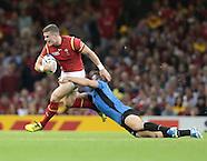 Wales v Uruguay 200915