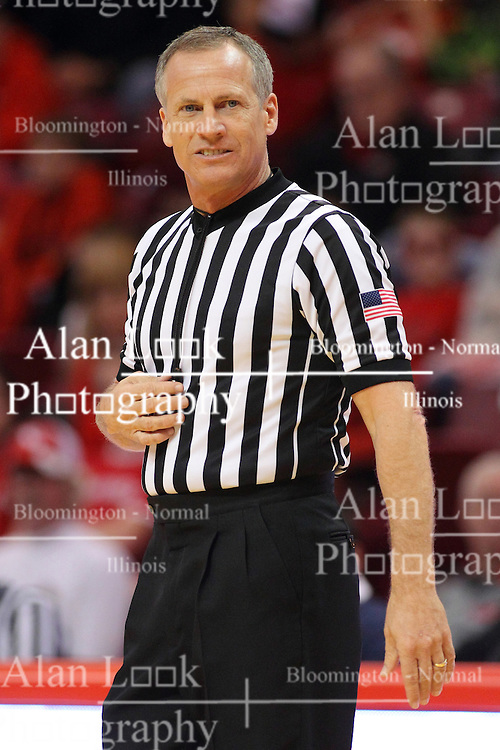 17 February 2016: Terry Ogelsby during the Illinois State Redbirds v Indiana State Sycamores at Redbird Arena in Normal Illinois (Photo by Alan Look)