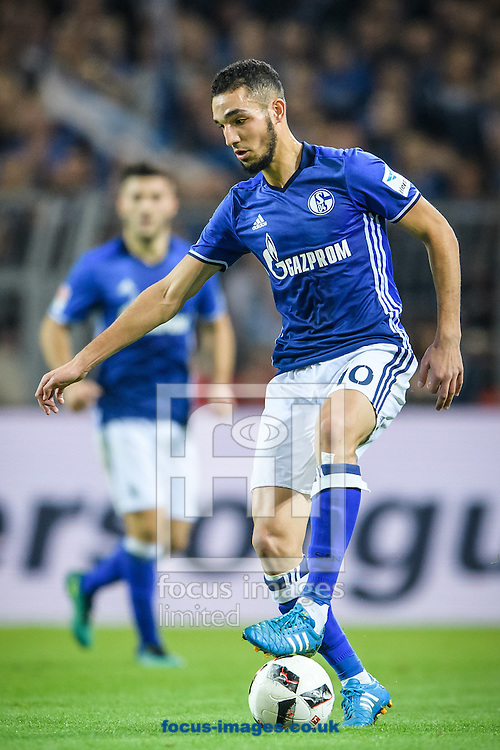 Nabil Bentaleb of FC Schalke 04 during the Bundesliga match at Signal Iduna Park, Dortmund<br /> Picture by EXPA Pictures/Focus Images Ltd 07814482222<br /> 29/10/2016<br /> *** UK &amp; IRELAND ONLY ***<br /> EXPA-EIB-161030-0040.jpg