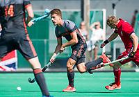 St.-Job-In 't Goor / Antwerpen -  6Nations U23 - Bram Huybregts,   Nederland Jong Oranje Heren (JOH) - Groot Brittannie .  COPYRIGHT  KOEN SUYK