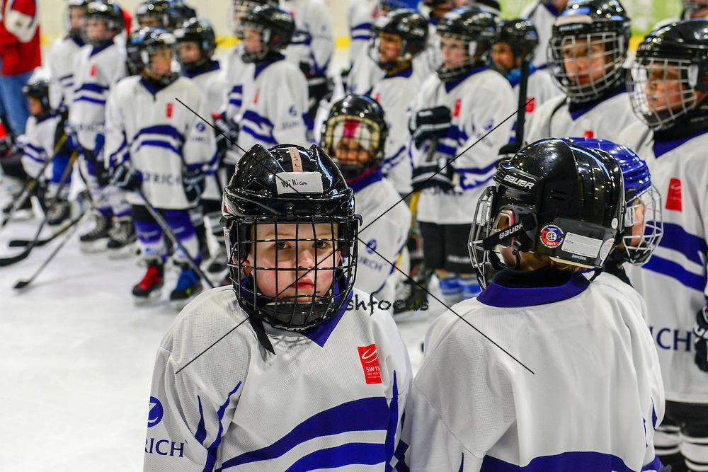 01.11.2015; Luzern; Eishockey - Swiss Icehockey Day;<br /> Swiss Icehockey fuehrt den Hockey Day durch.<br /> (Andy Mueller/freshfocus)