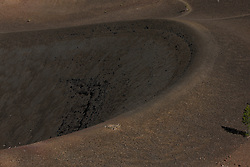 Rim of Cinder Cone, Lassen Volcanic National Park, California, United States of America