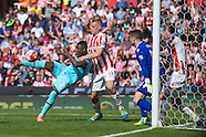 Stoke City v West Ham United - Premier League - 15/05/2016