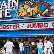 Captain White's at Maine Avenue Fish Market in Washington DC
