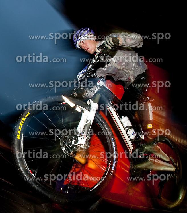 05.08.2010, Geschäftszeile, Kaprun, AUT, Bike Infection 2010, XC Battle, im Bild #06, Irjan Luttenberg, (NED, TREK Brentjens Mountainbike Racing Team), EXPA Pictures © 2010, PhotoCredit: EXPA/ J. Feichter / SPORTIDA PHOTO AGENCY
