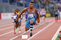 Ernesto REVE' CUBA Triple Jump <br /> Roma 04-06-2015 Stadio Olimpico<br /> IAAF Diamond League 2015 Rome<br /> Golden Gala Meeting - Track And Field Athletics Meeting<br /> Foto Sebastian Seglingen / ARK / Insidefoto